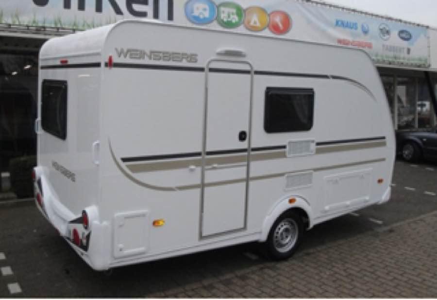 Perché abbiamo scelto la caravan / roulotte