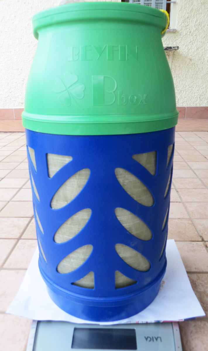 Bombole in vetroresina per gpl bbox beyfin - Bombola gas cucina prezzo ...