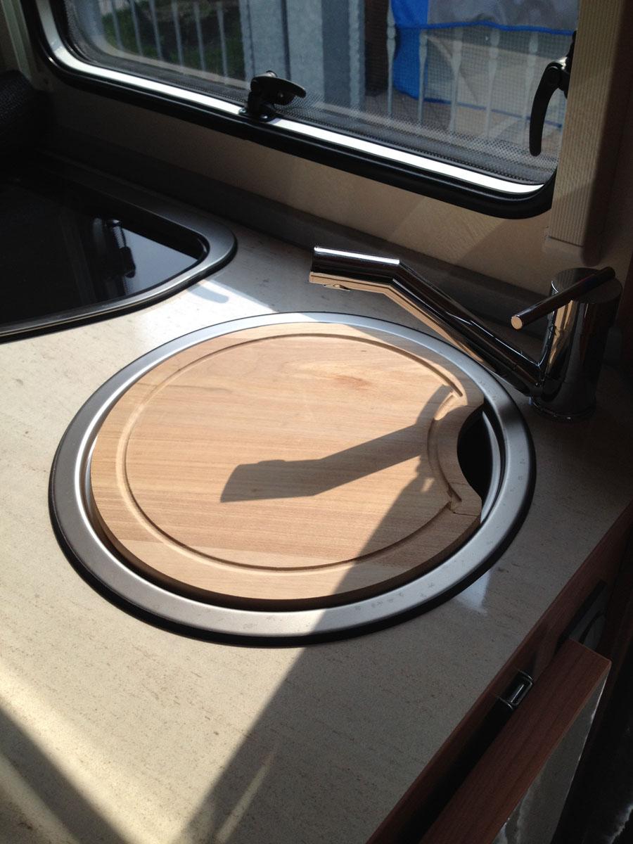 copri lavello per caravan - Coprilavello Cucina