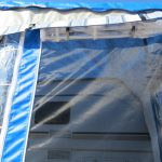 Finestre veranda caravan