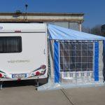 Lato veranda caravan
