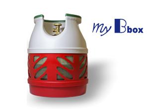My Bbox Beyfin: bombola in vetroresina da 5 kg