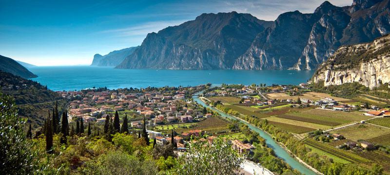 Aree sosta Lago di Garda