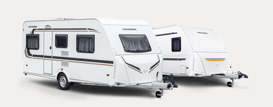 Weinsberg caravan