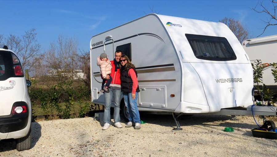 8 consigli veloci per chi inizia con la caravan