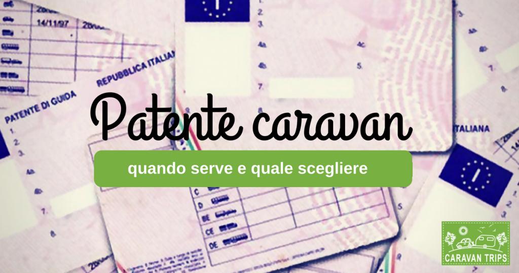 patente caravan