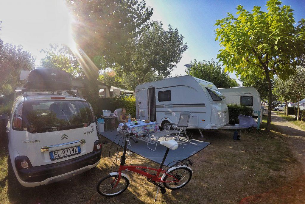 caravan relax