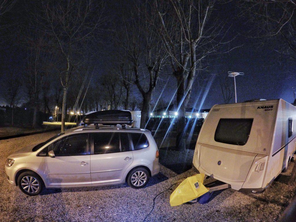 camping vicino venezia