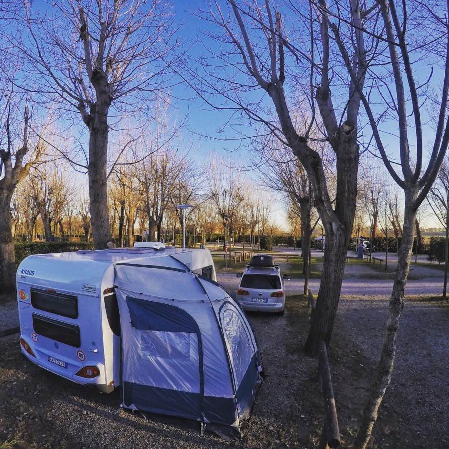 camping vicino venezia piazzola