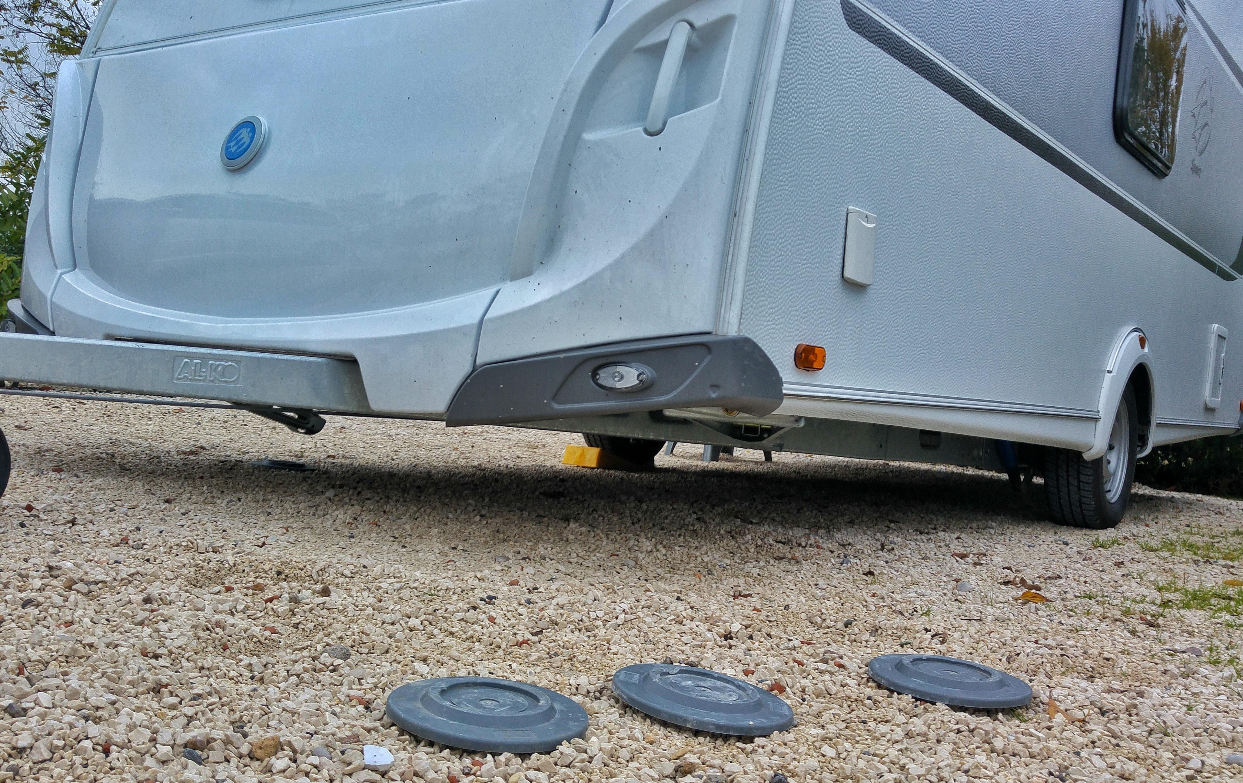 Piazzola roulotte: come posizionare la caravan