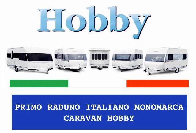 Roulotte Hobby: primo raduno in Italia