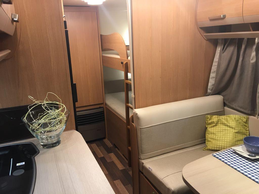 knaus caravan