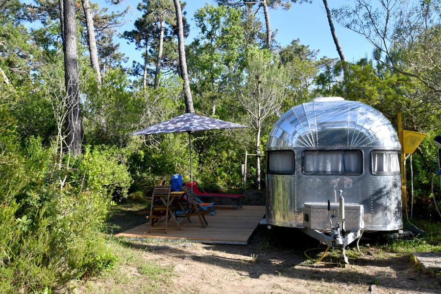 PuntAla Camp & Resort in roulotte, l'esperienza di Incaravan Club