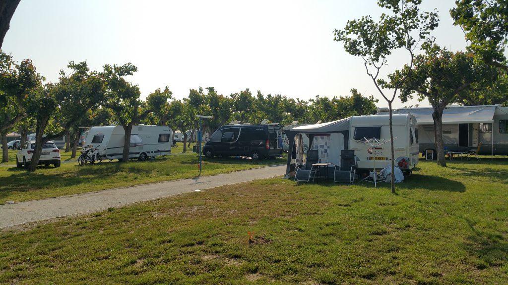 Campeggio Riccione prezzi