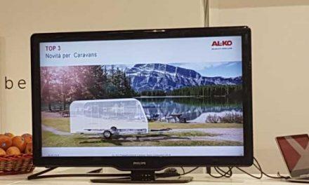 Salone del camper 2018: le novità di AL-KO per le caravan