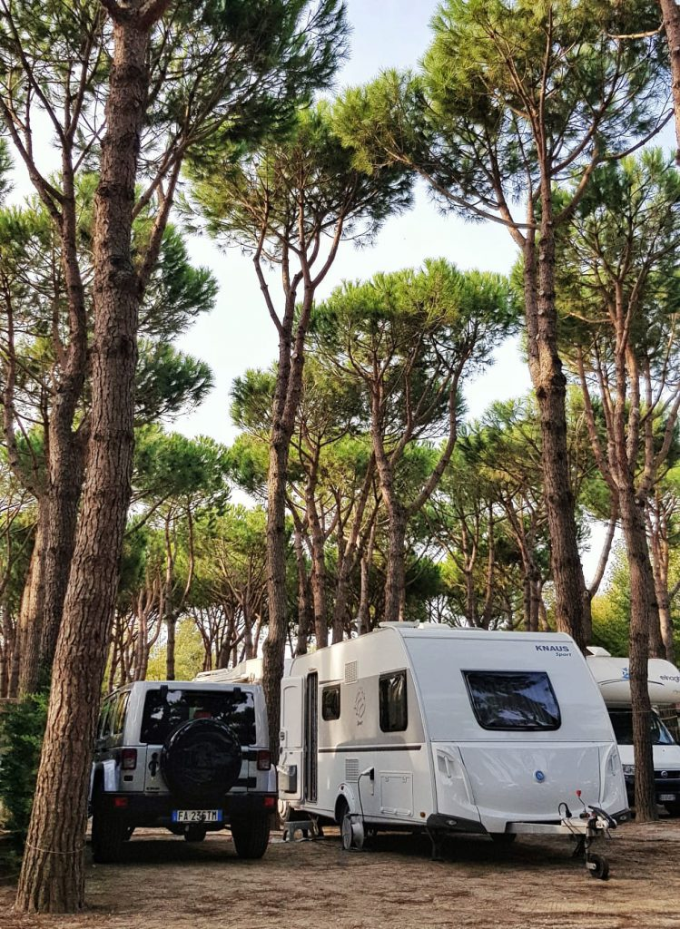 camping florenz piazzole