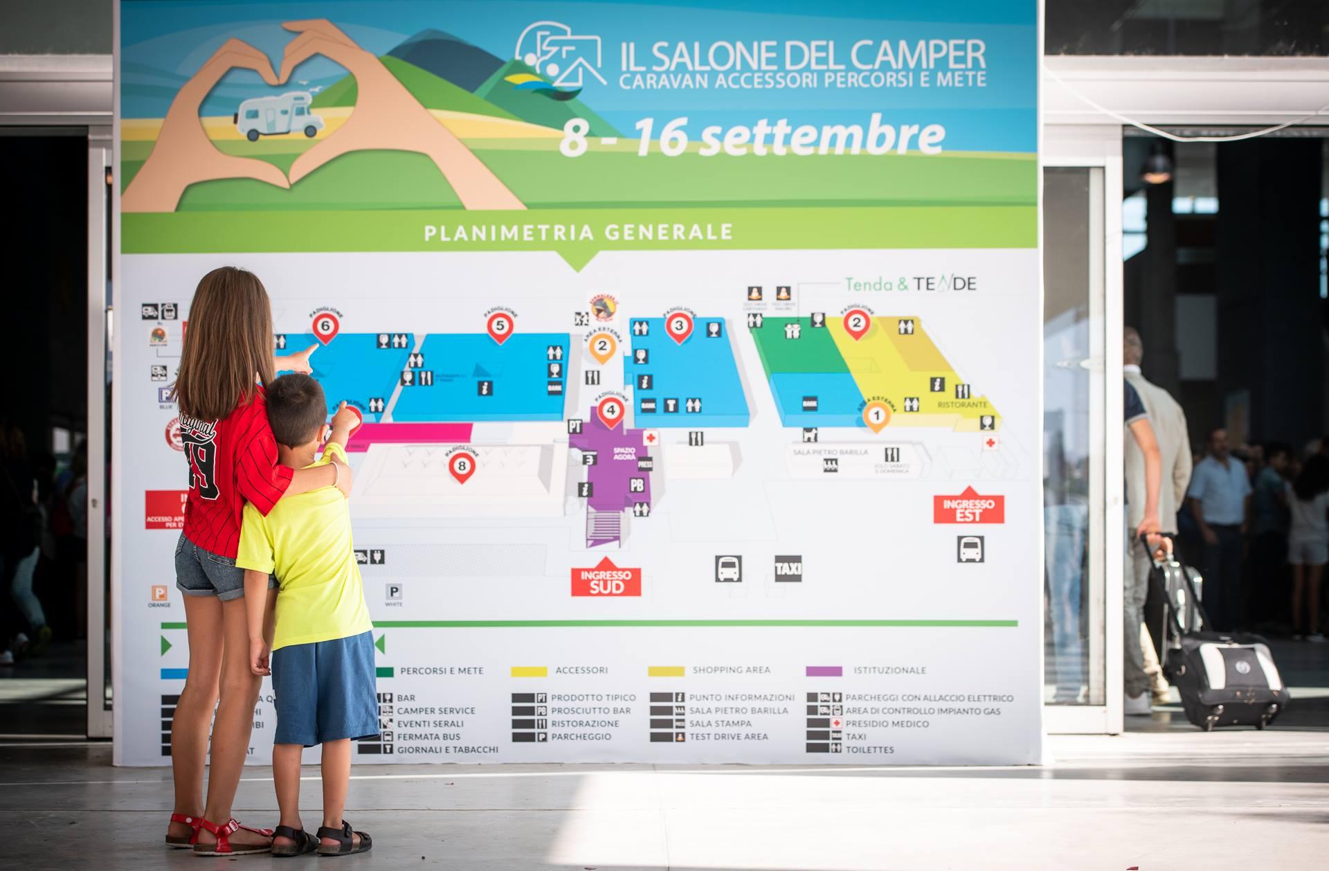 Salone del camper 2018: considerazioni sul mondo caravan