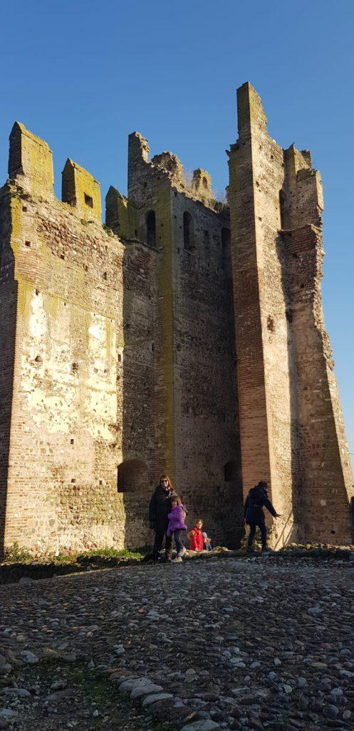 Castello Scaligero Borghetto Valeggio sul Mincio