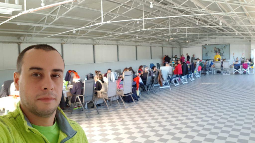 Sala comune Agricampeggio Borghetto