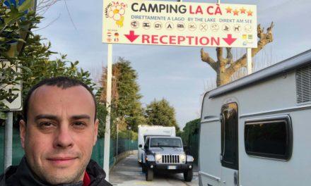 Padenghe sul Garda: weekend al camping La Cà