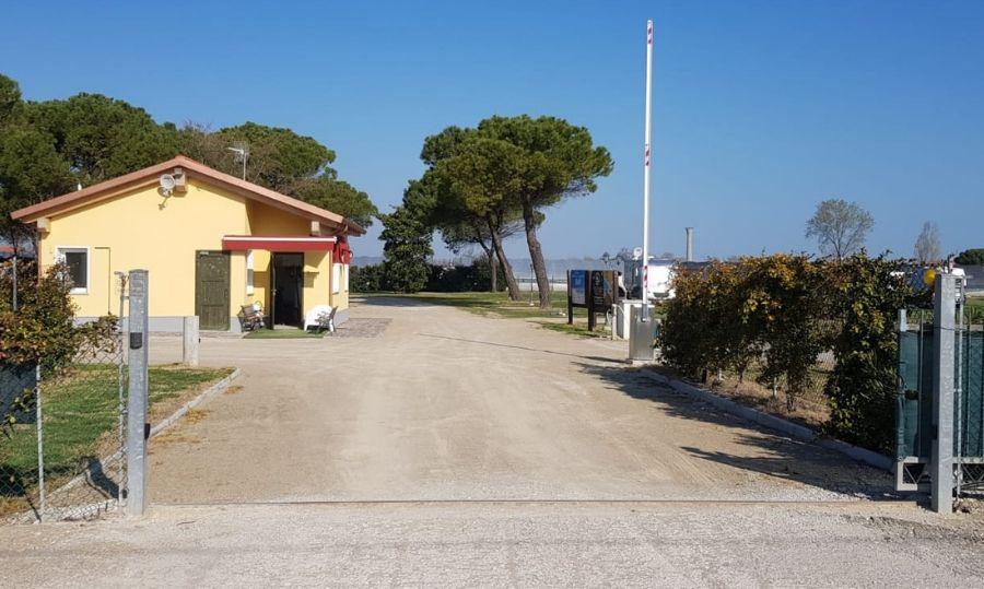 Area sosta camper Rimini