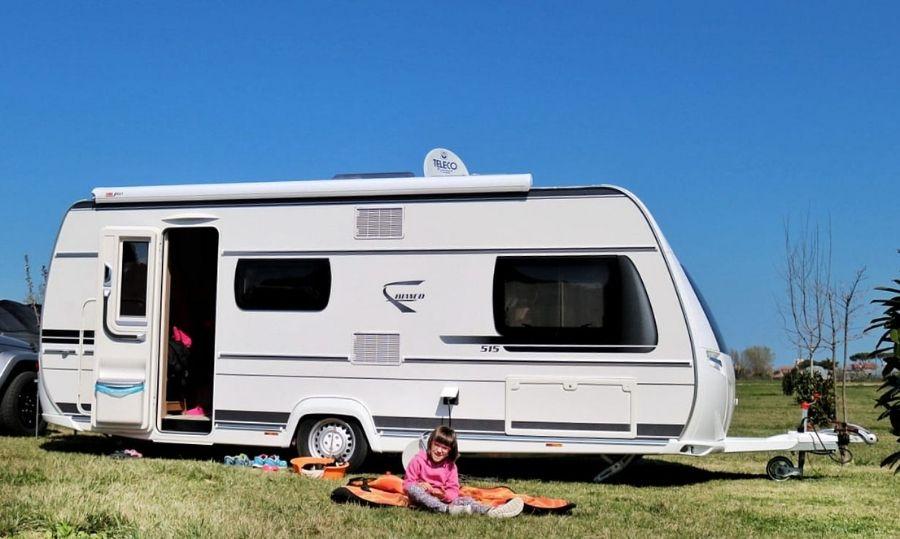 Aree camper Rimini