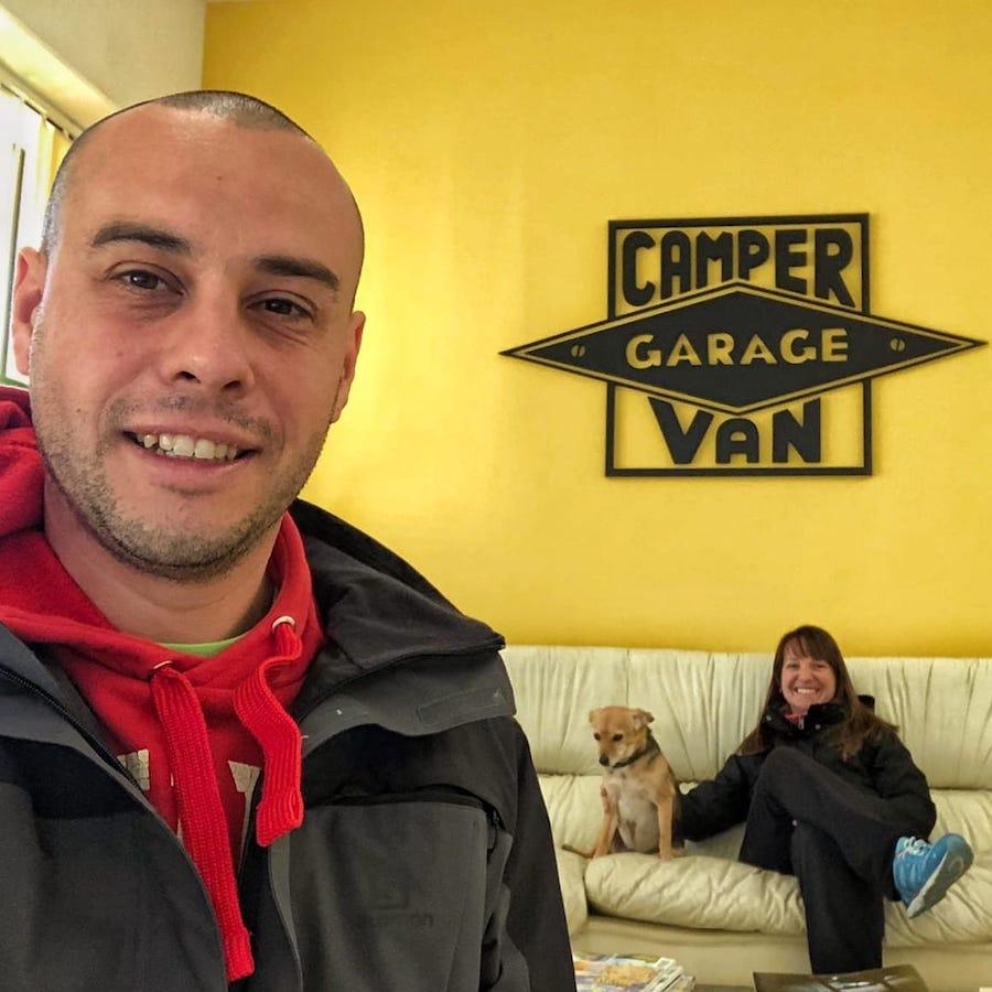 Caravan Trips Camper Van Garage