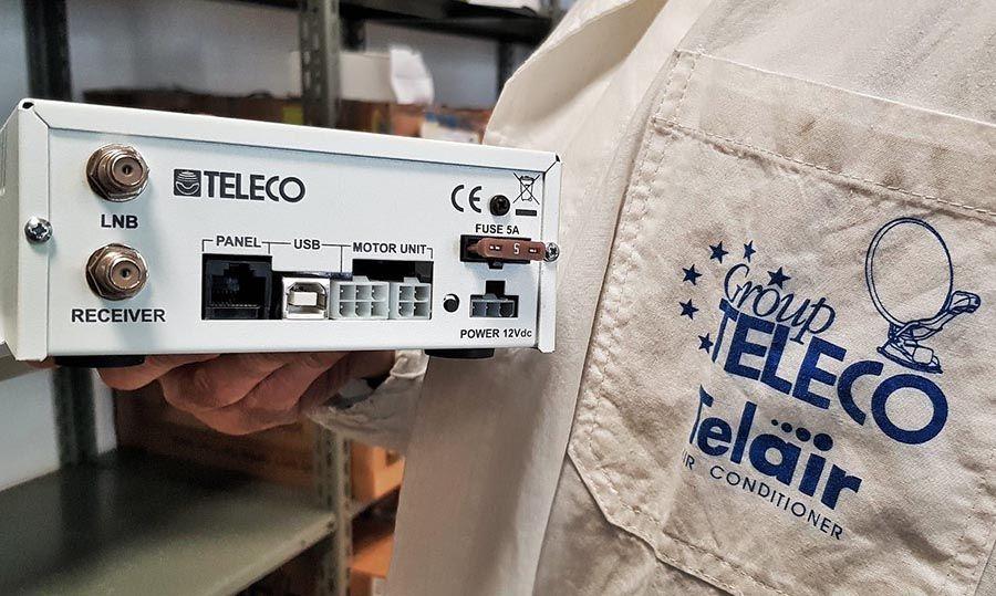 Test prodotti Teleco