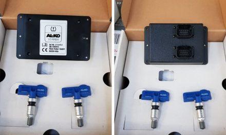 Sistema di controllo pressione pneumatici: AL-KO TPMS