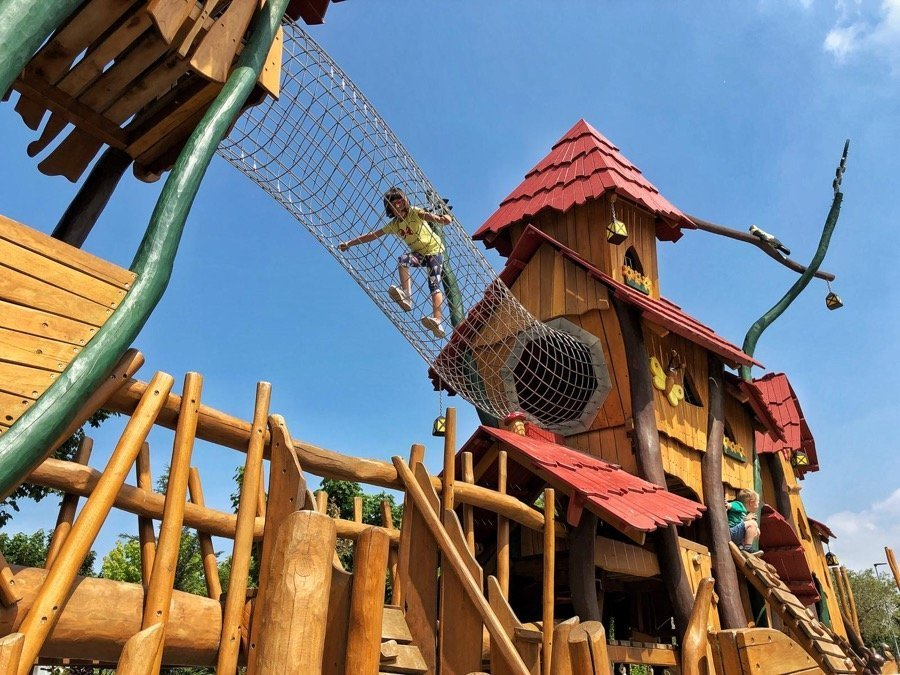 Piani di Clodia Lazise parco giochi per bambini
