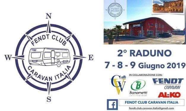 Fendt caravan: 2° raduno