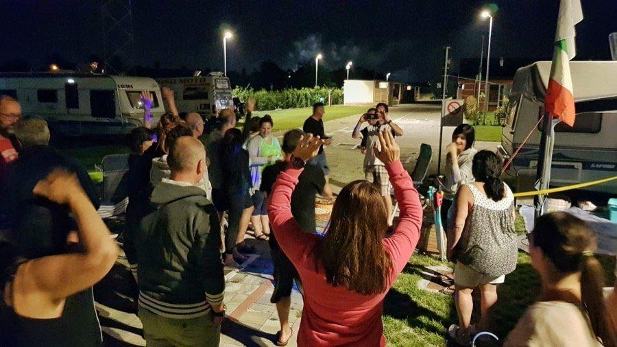camping verona raduno fendt