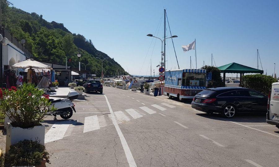 Baia di Vallugola porto