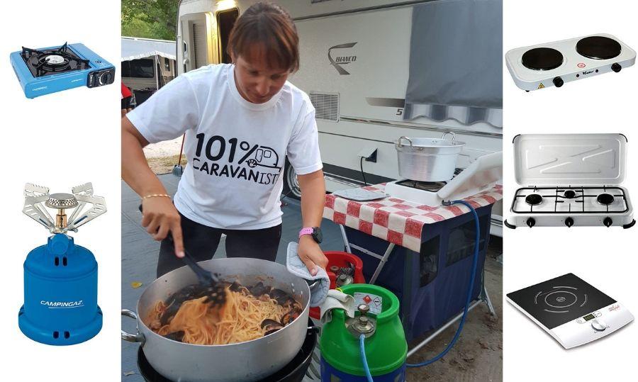 magasin 100% authentique détails pour Fornello da campeggio: quale scegliere