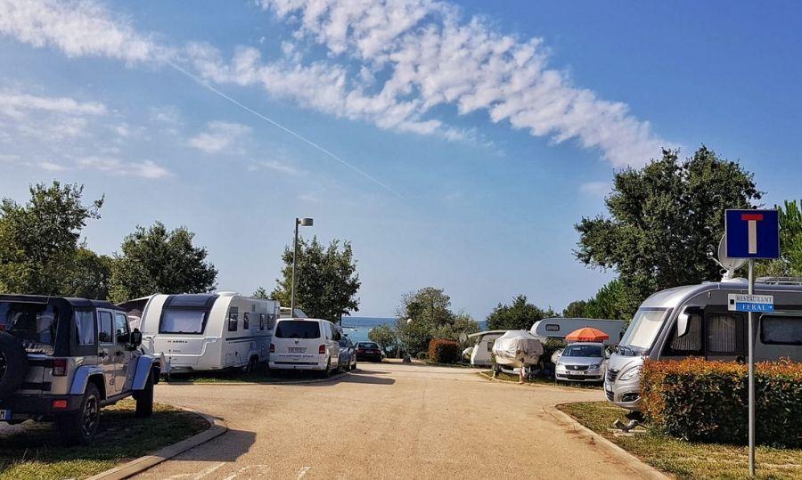 Camping Polari piazzola Superior