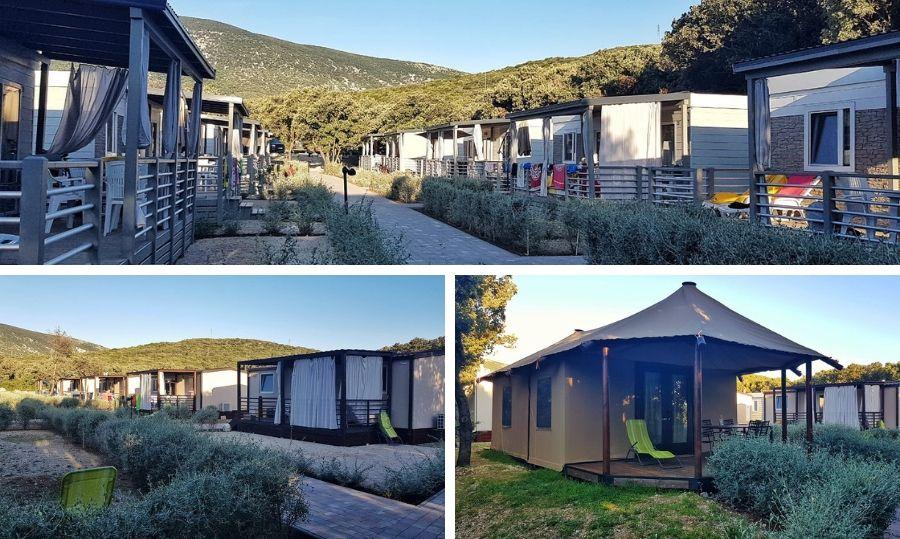 camping lopari bungalow glamping