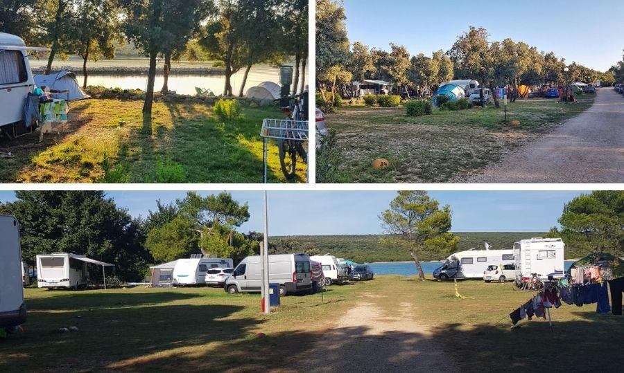 camping lopari piazzole camper