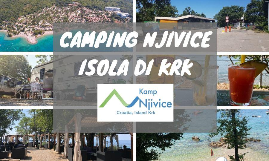 Camping Njivice