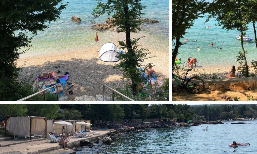 camping njivice mare