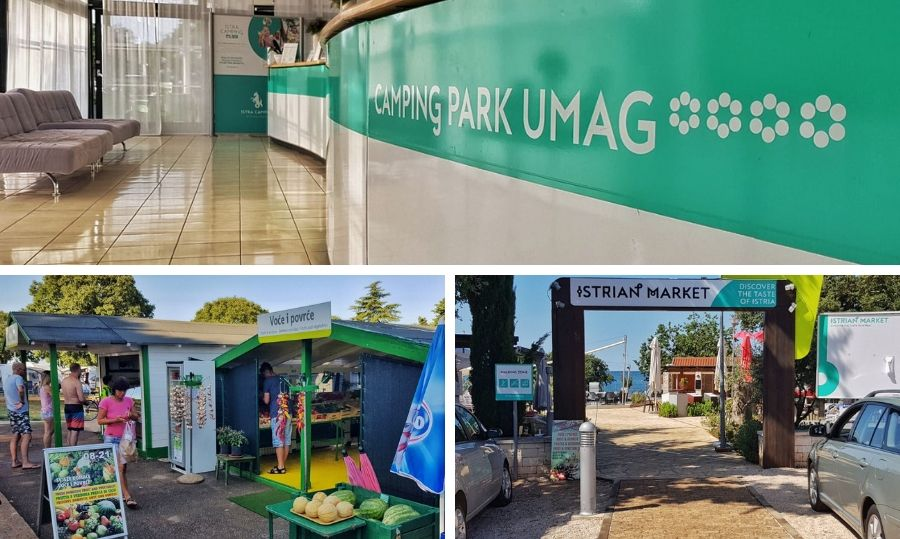 glamping park umag market