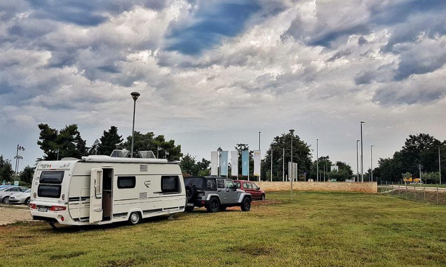 pre checkin camping park umag
