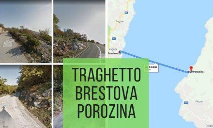 Traghetto Brestova Porozina