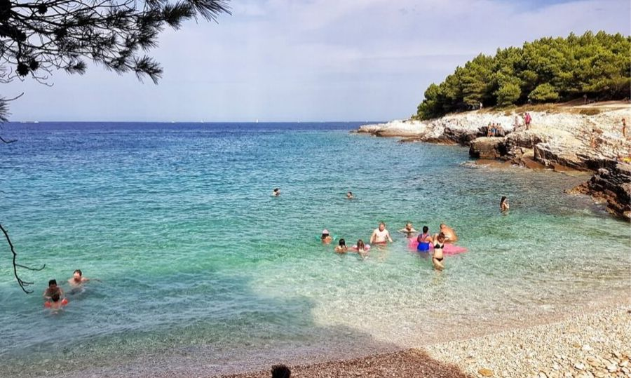 premantura beach