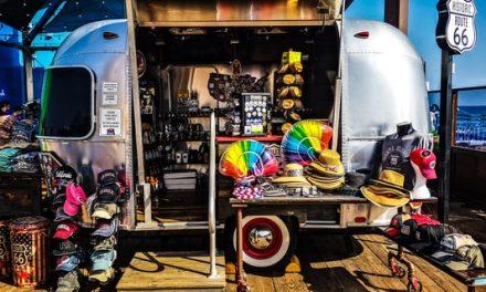 Le influencer che viaggiano in caravan